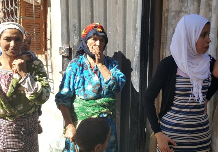 Joana Catot a Marroc